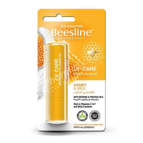Beesline - Lip care - Honey & Milk