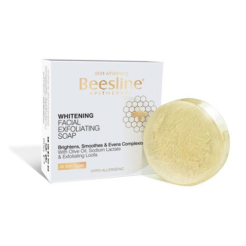 Beesline - Whitening Facial Exfoliatng Soap - 60g
