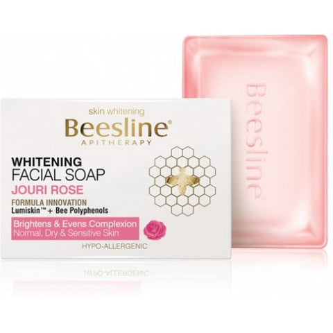 Beesline - Skin Whitening Facial Jouri Rose Soap 85gm - brandstoreuae