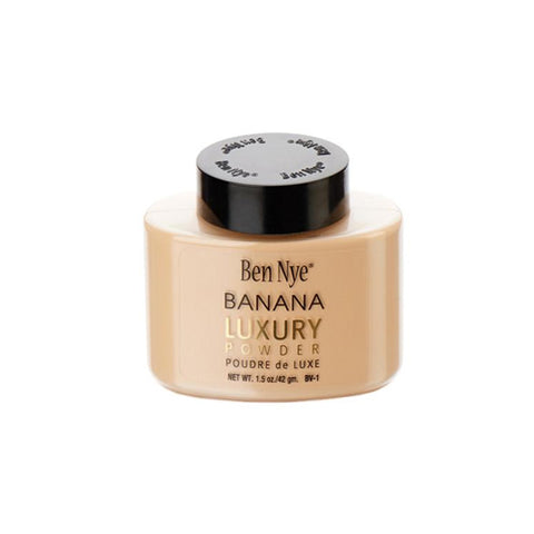 Ben Nye - Luxury Powder - Banana - brandstoreuae