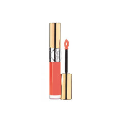 Yves Saint Laurent - Gloss Volupte Lip Gloss - Corail Trapeze 204 - brandstoreuae