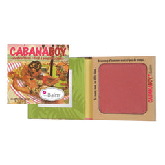 the Balm Cabana Boy Shadow and blush - Pink - brandstoreuae