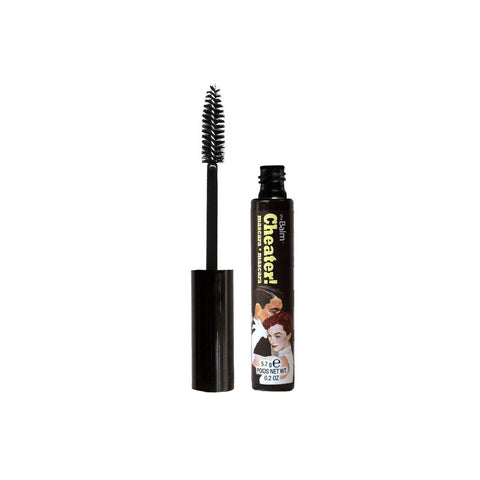the Balm Cheater Mascara - Black- 5.7g - brandstoreuae