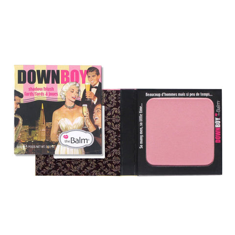 the Balm DownBoy Shadow and Blush - 9.9g - brandstoreuae