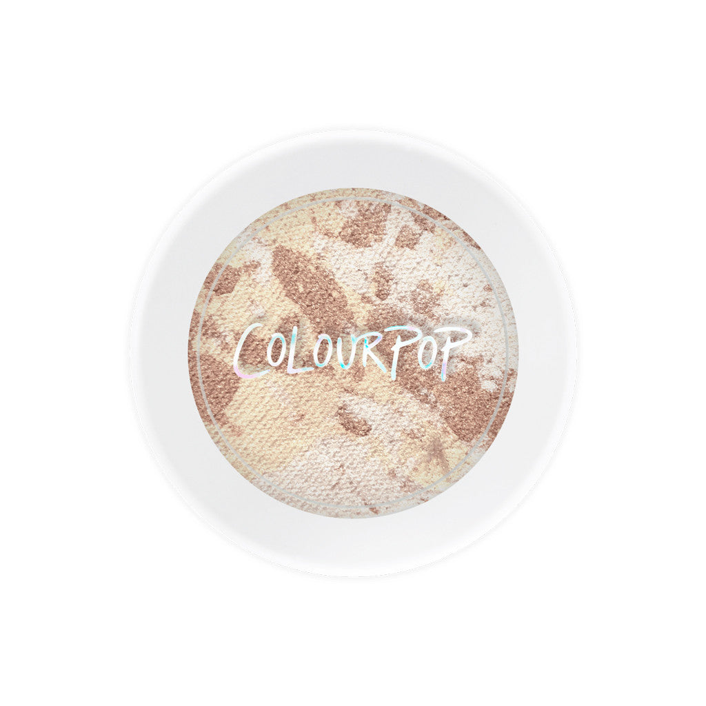 Colourpop Tie Dye Highlighter - Glazed