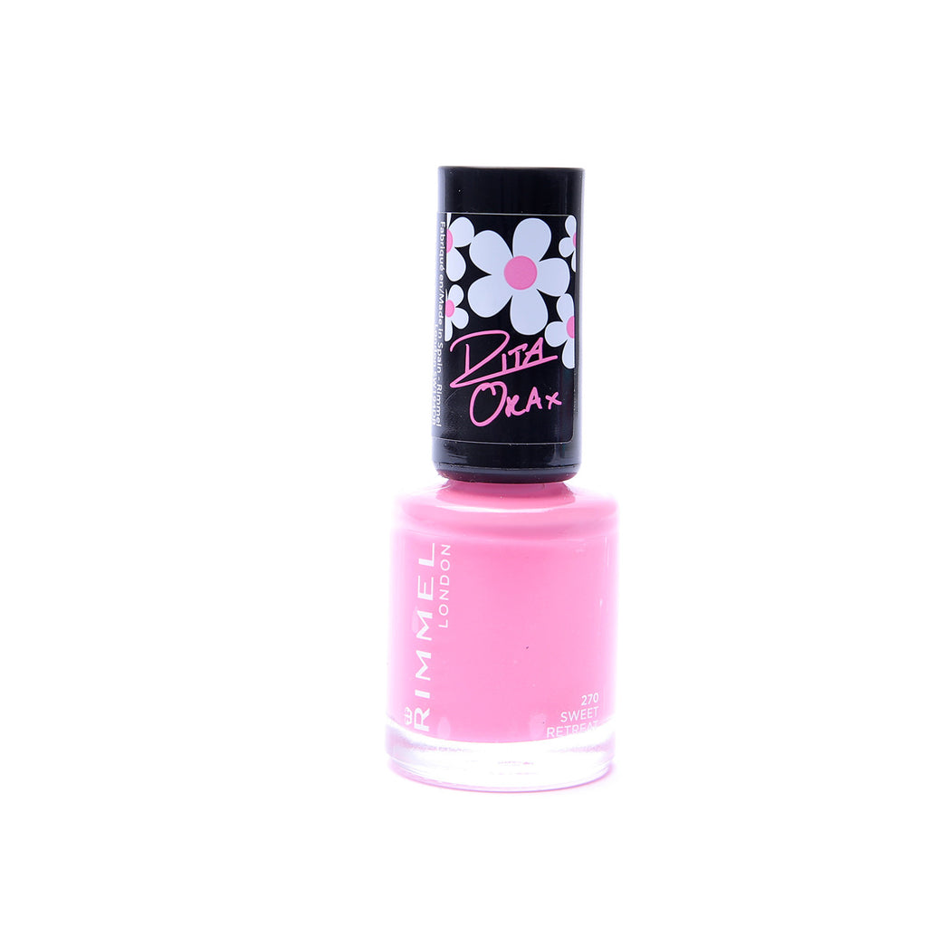 Rimmel London - Super Shine Rita Ora Nail Polish - 270 Sweet Retreat - brandstoreuae