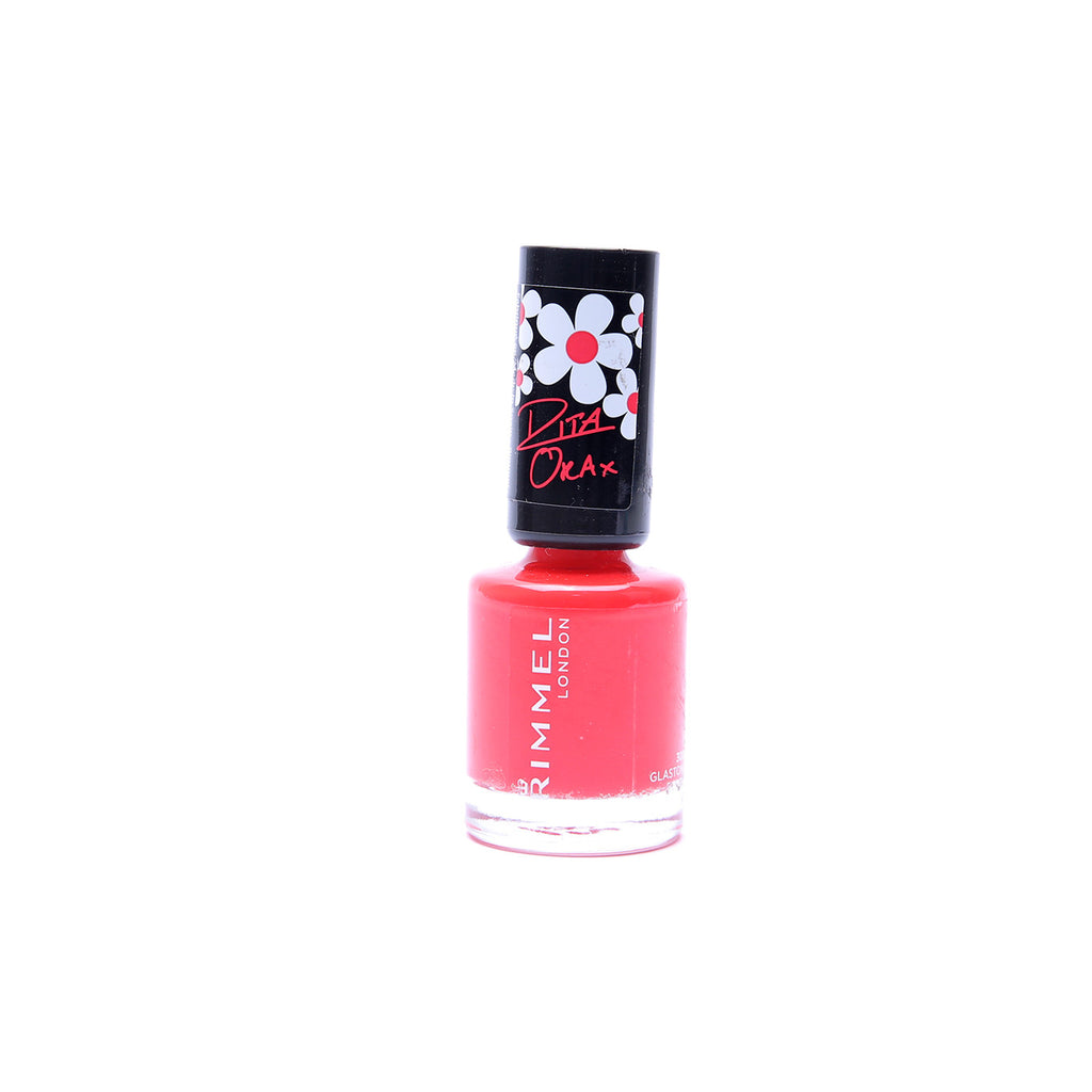 Rimmel London - Super Shine Rita Ora Nail Polish - 300 Glaston-Berry - brandstoreuae