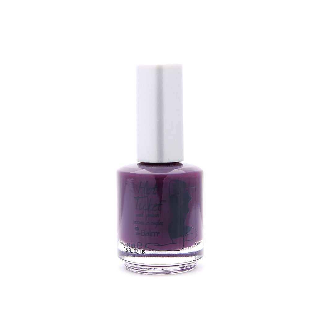 The Balm Nail Polishes - Nothing Rhyme with Purple - brandstoreuae