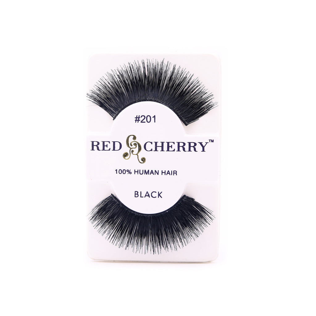 Red Cherry False Eye Lash #201 - brandstoreuae