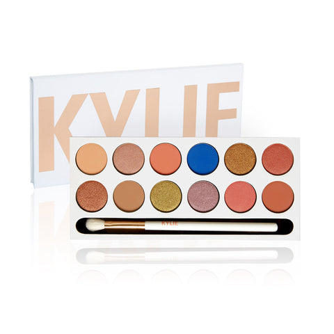 Kylie - KYShadow - The Royal Peach Palette - brandstoreuae