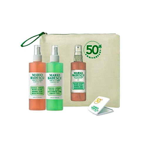 Mario Badescu - 50th Anniversary Facial Spray Set