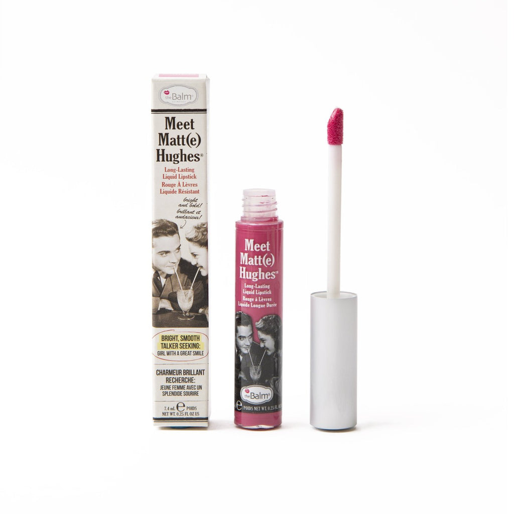 The Balm Long Lasting Liquid Lipstick - Chivalrous - brandstoreuae