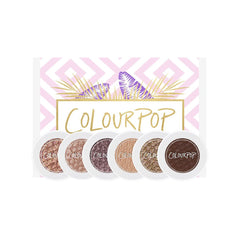 Colourpop - Eye Shadow - Mile High (Combo of 6 Shades) - brandstoreuae
