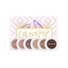 Colourpop Mile High Eye Shadow (Combo of 6 Shades) - Eye Shadow - Colorpop