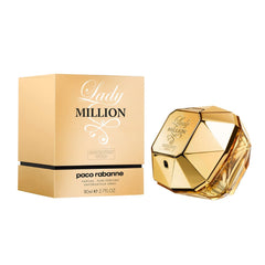 Paco Rabanne Lady Million Absolutely Gold Parfum-80ml - brandstoreuae