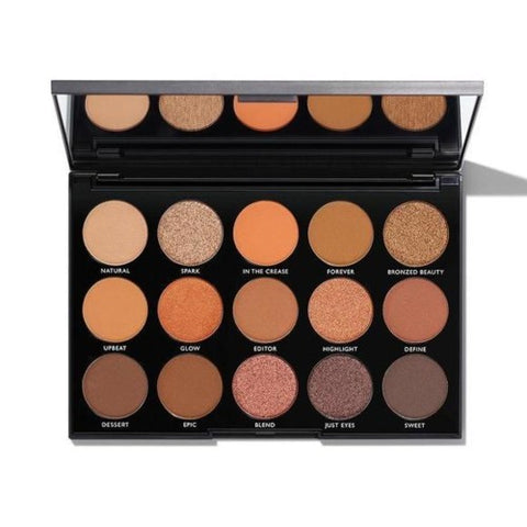 Morphe - 15D Day Slayer Eyeshadow Palette - brandstoreuae