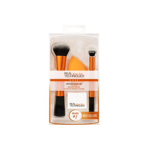 Real Techniques - Ultimate Base Set For Foundation And Concealer 91574 - Brandstore