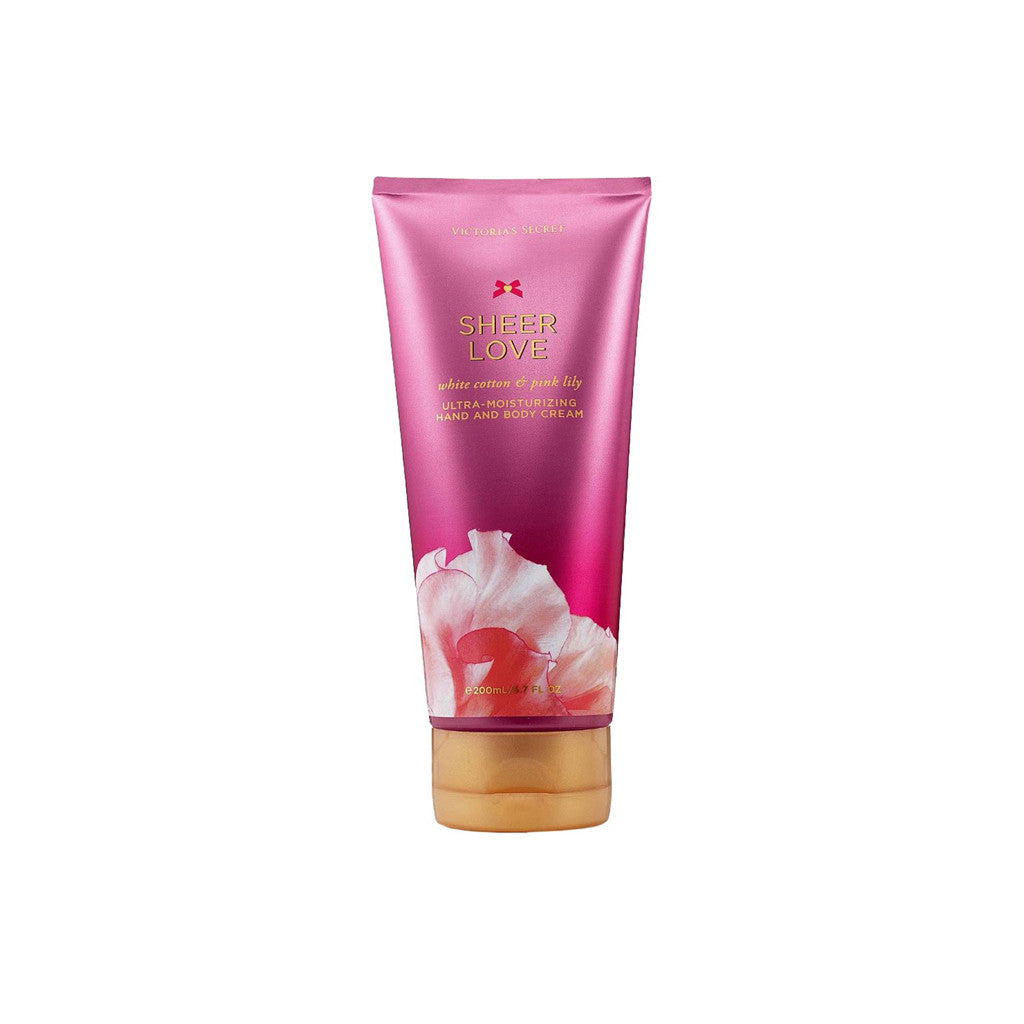 Victoria's Secret - Sheer Love - Hand and Body Cream - Victoria Secret-BRANDSTORE