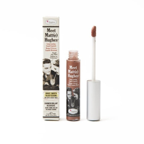 The Balm Long Lasting Liquid Lipstick - Charismatic - brandstoreuae