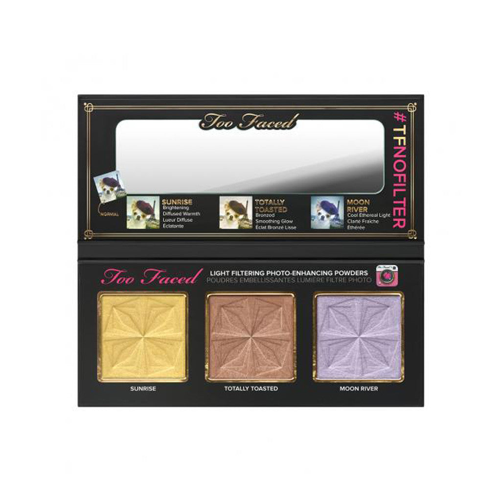 Too Faced Selfie Powder Palette - brandstoreuae