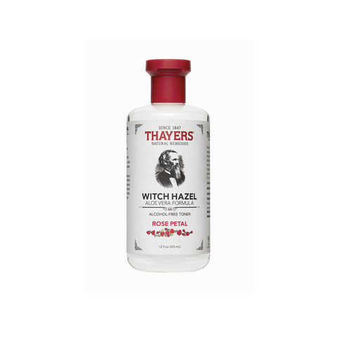 Thayers - Alcohol Free Toner - Rose Petal Witch Hazel - brandstoreuae