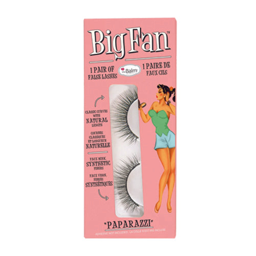 The Balm Big Fan False Lashes - Paparazzi | Brandstoreuae