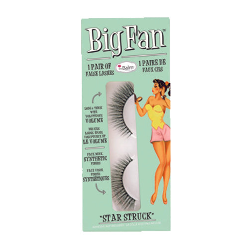 The Balm Big Fan False Lashes - Star Struck | Brandstoreuae