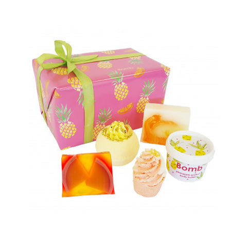 Bomb Cosmetics - Gift Pack - Totally Tropical - brandstoreuae