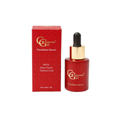 Gorgeous Girl Ultra-Thin Foundation Serum SPF15- 30g - brandstoreuae