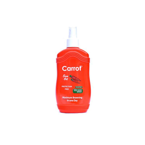 Carrot - Sun Tanning Oil - 200 ml
