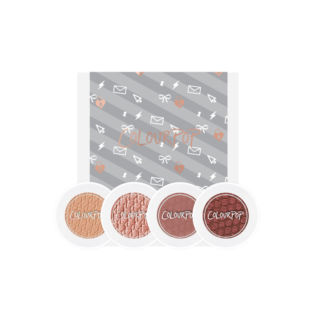 Colourpop - Eye Shadow - Love Line (Combo of 4 Shades) - brandstoreuae