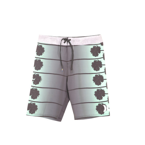 Hurley Stecyk BoardShorts Phantom In Green