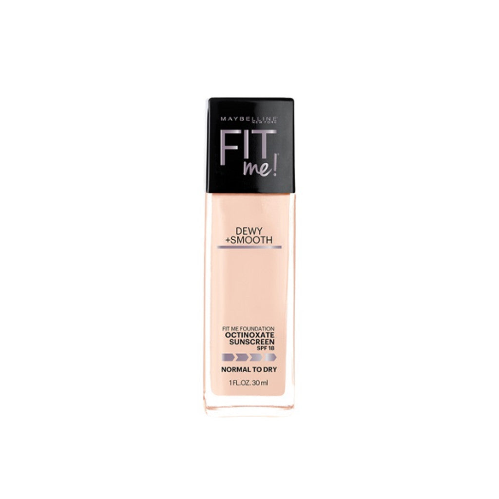 Maybelline New York - Fit Me Foundation - 115 Ivory - brandstoreuae