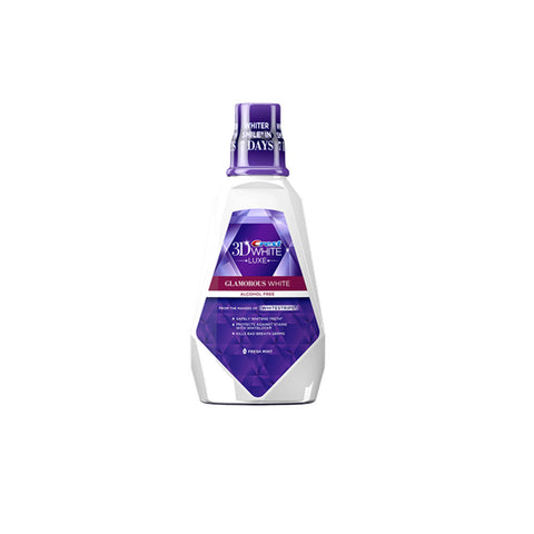 Crest 3D White Mouthwash Fresh Mint - Oral Care - Crest