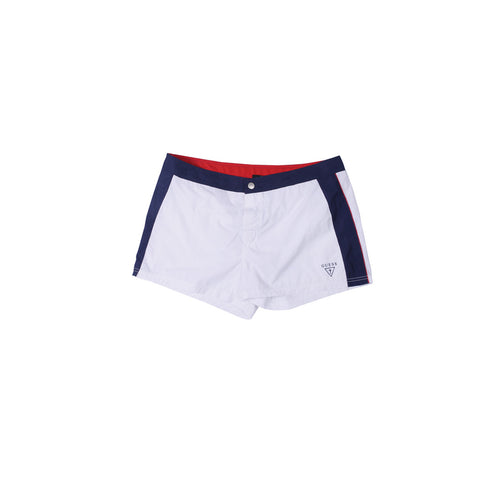 Guess Blanc Navy Board Shorts