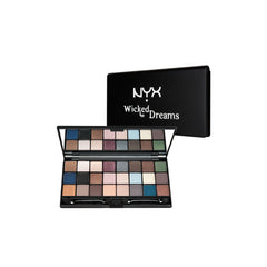 NYX Cosmetics - Wicked Dreams Collection (Eye Shadow 24 shades)