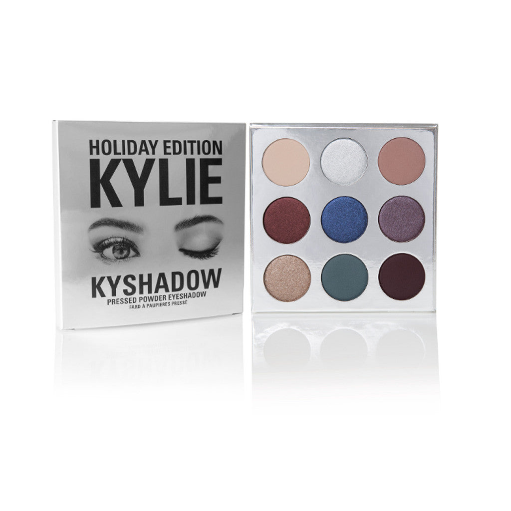 Kylie Holiday Edition - KY Shadow Palette - brandstoreuae