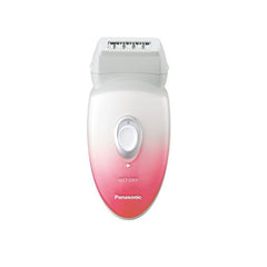 Panasonic - Wet/Dry Epilator ES-EU20-P With Cleaning Brush and Pouch - brandstoreuae
