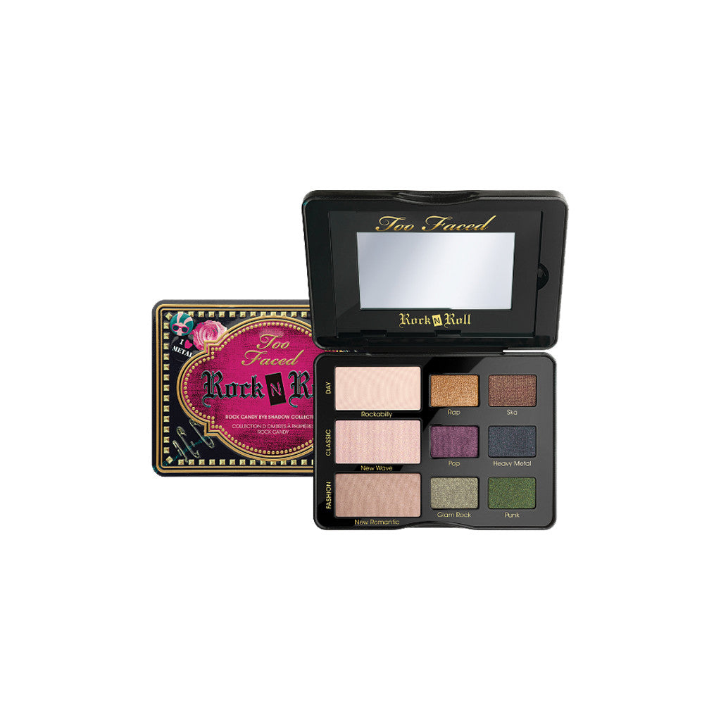 Too Faced Rock N Roll Rock Candy Eye Shadow Palette - brandstoreuae