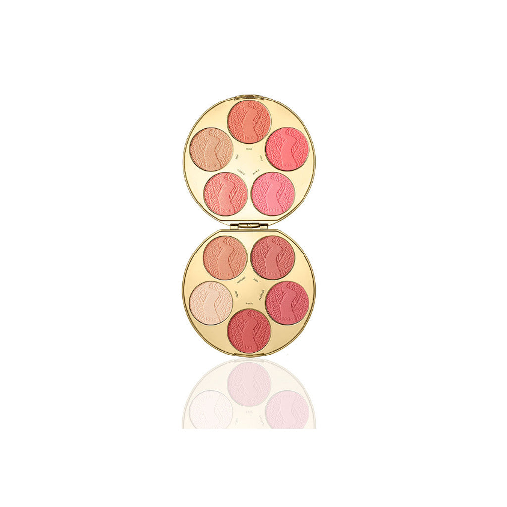 Tarte - Limited edition color wheel Amazonian Clay Blush Palette - brandstoreuae