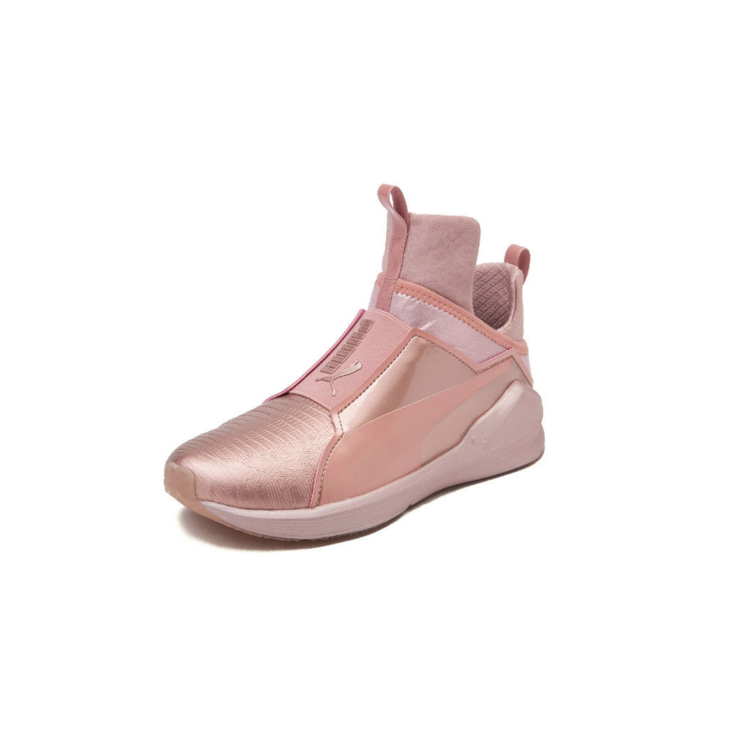 a62141a5fffb Puma Women s Fierce Metallic Cross Trainer Shoe - Rose Gold