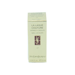 Yves Saint Laurent La Laque Nail Color - 17 Bleu Cobalt 10ml - brandstoreuae