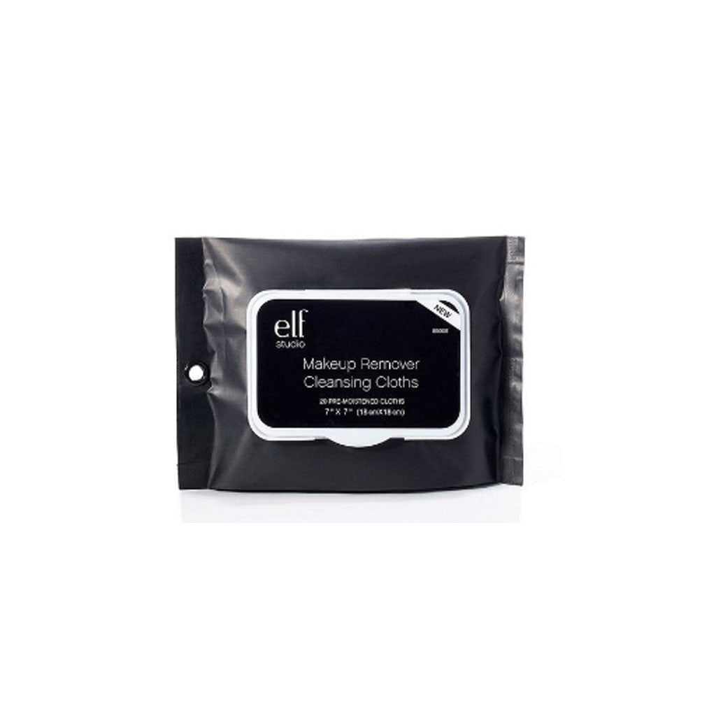 e.l.f Studio Makeup Remover Cleansing Clothe