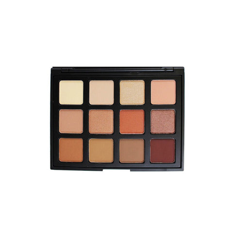 Morphe - 12NB Natural Beauty Palette - brandstoreuae