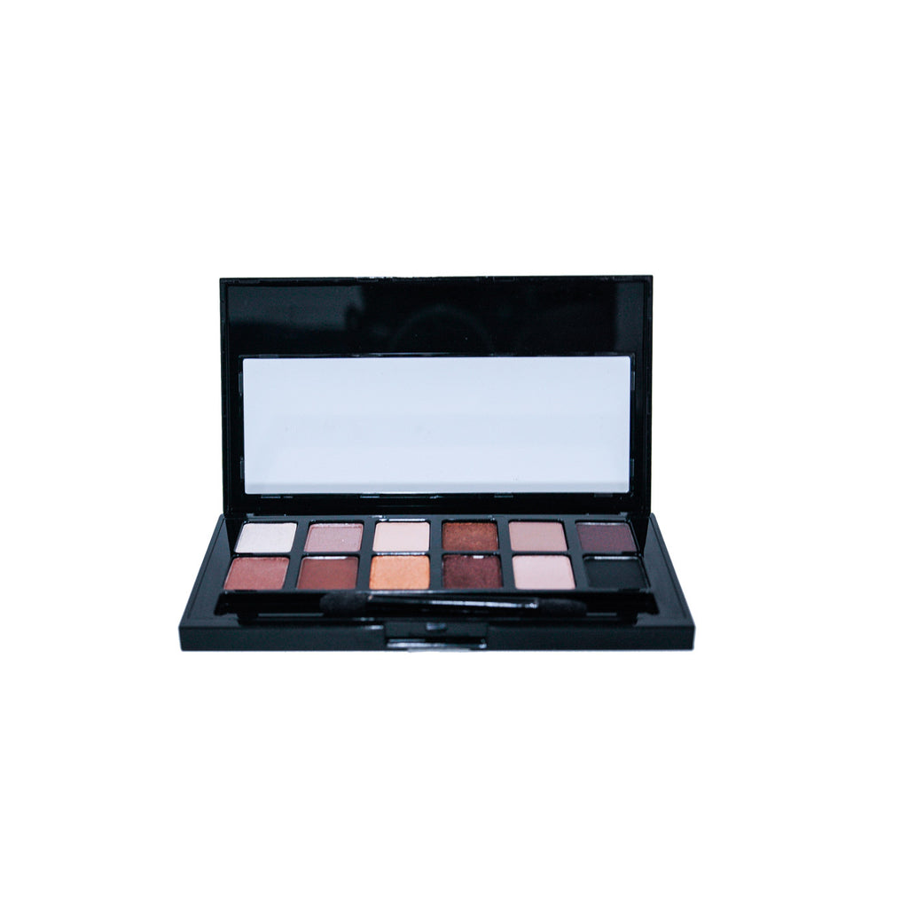 Maybelline New York - The Nudes Eyeshadow Palette - brandstoreuae