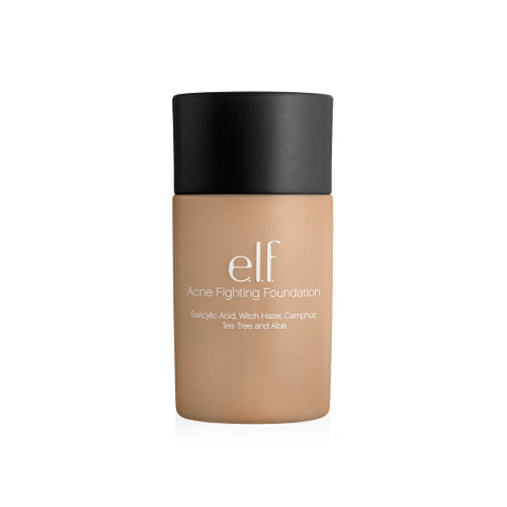 e.l.f. Studio - 83124 Acne Fighting Foundation - Sand - brandstoreuae