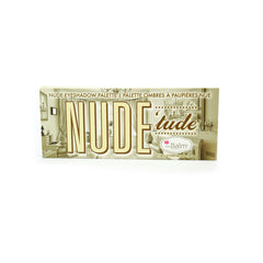 the Balm Nude Tude Eyeshadow Palette -12 colors - Naughty - brandstoreuae