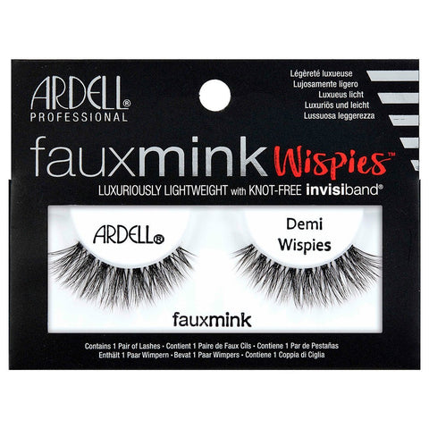 Ardell Professional Faux Mink Lashes - Demi Wispies - brandstoreuae