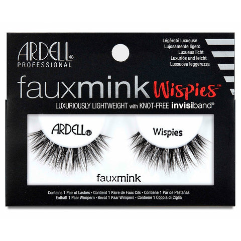 Ardell Professional Faux Mink Lashes - Wispies - brandstoreuae