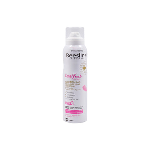 Beesline - Deo Whitening Sensitive Zone - Sensi Fresh | Brandstoreuae